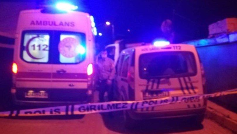 Konya'daki silahlı kavga!