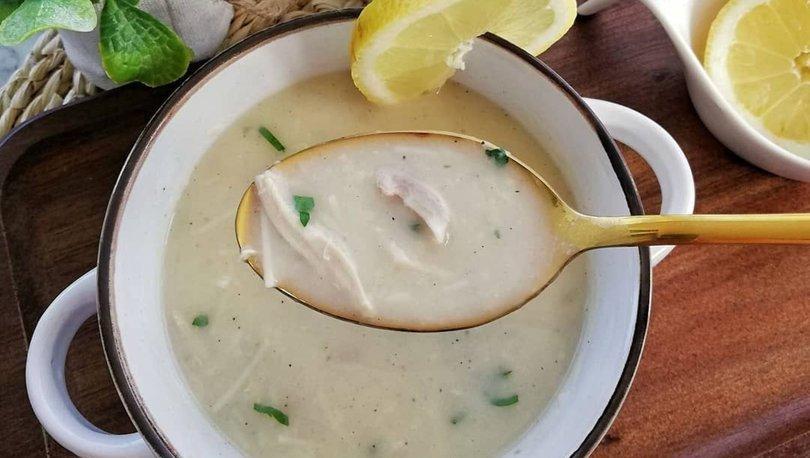 Terbiyeli Tavuk Çorba tarifi, nasıl yapılır?
