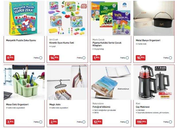 BİM 29 Nisan Çarşamba aktüel ürünler kataloğu! BİM katalog ürünleri 1 Mayıs Cuma yerine yarın satışta