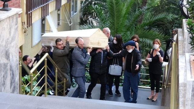 Nur Yerlitaş'ın cenazesi defnedildi! Nur Yerlitaş'ın vasiyeti... - Magazin haberleri
