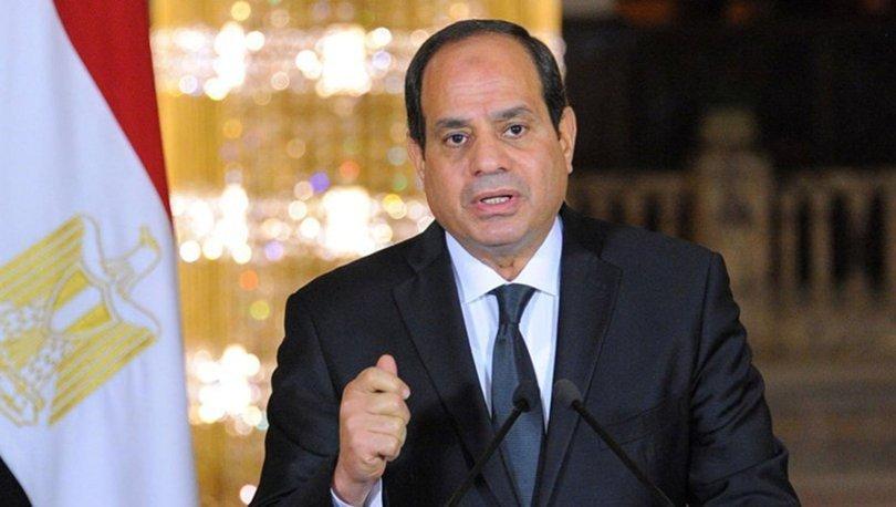 Mısır'da 3 aylık olağanüstü hal ilan edildi - HABERLER