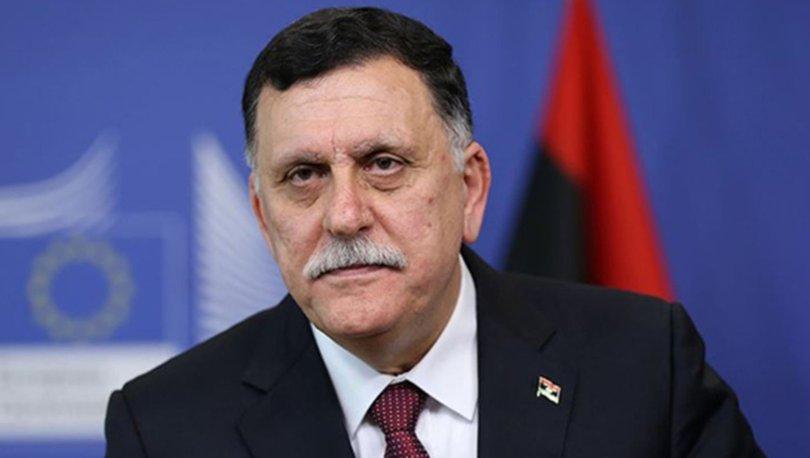 UMH Başbakanı Serrac'dan Hafter açıklaması