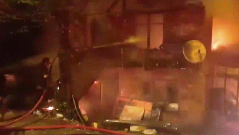 SON DAKİKA! Sakarya'da feci yangın: 1 çocuk öldü - HABERLER