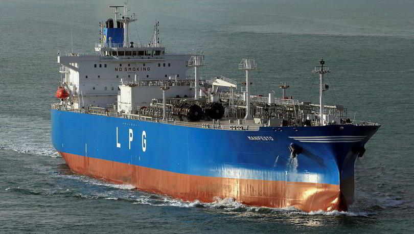 LPG ithalatı şubatta arttı