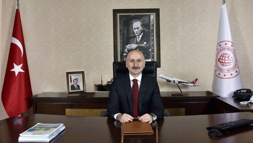 Bakan Karaismailoğlu'ndan yük aracı açıklaması