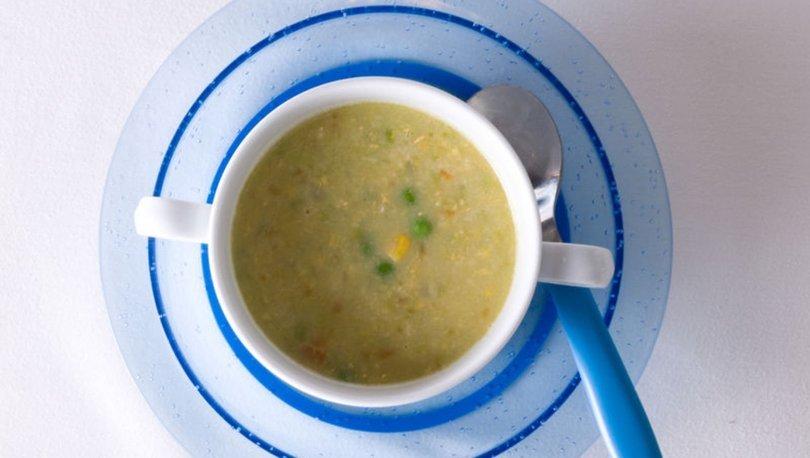 Terbiyeli sebze çorbası tarifi, nasıl yapılır?
