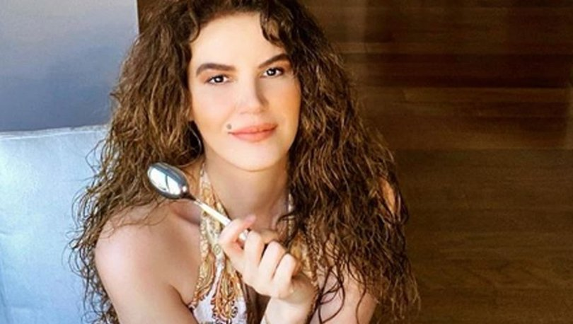 Tülin Şahin'den ev yapımı dondurma - Magazin haberleri