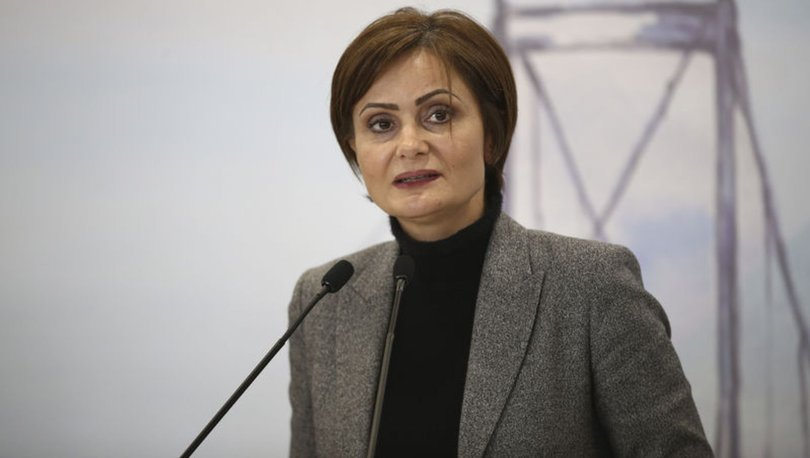CHP İstanbul İl Başkanı Canan Kaftancıoğlu ifadeye çağrıldı