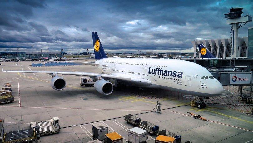 Lufthansa'ya 9 milyar Euro'luk yardım paketi