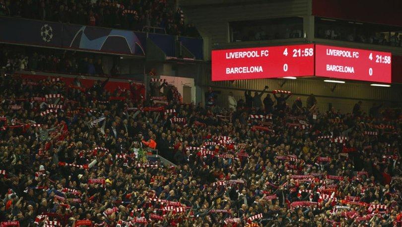 Liverpool, Anfield Stadı'nı genişletme projesini erteledi