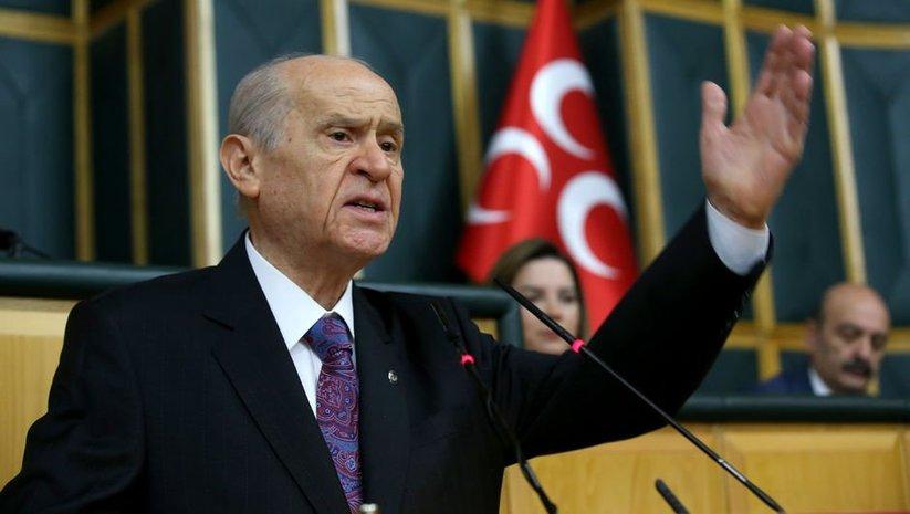 Bahçeli'den Ankara Barosu açıklaması