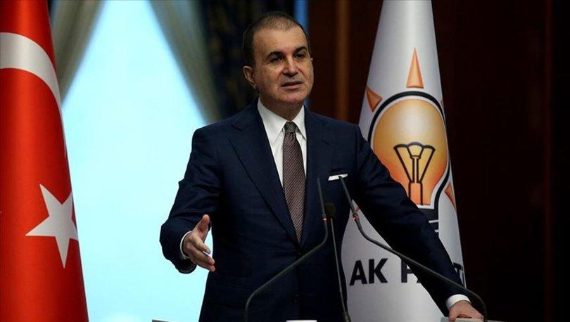 Son dakika! AK Parti MYK sonrası Ömer Çelik'ten açıklamalar - Haberler