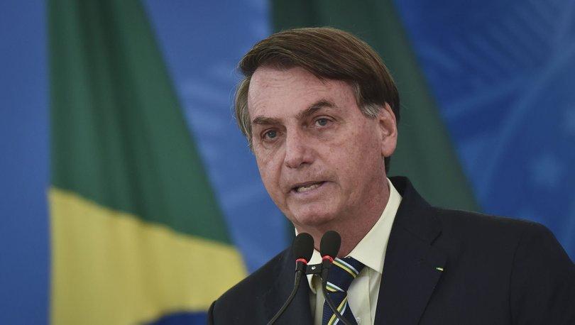 Brezilya'da adalet bakanının istifasının ardından siyasi gerilim büyüyor - Haberler