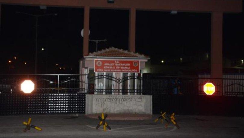 Son dakika haberler... Konya E Tipi Kapalı Ceza İnfaz Kurumu'nda 55 kişi virüse yakalandı!