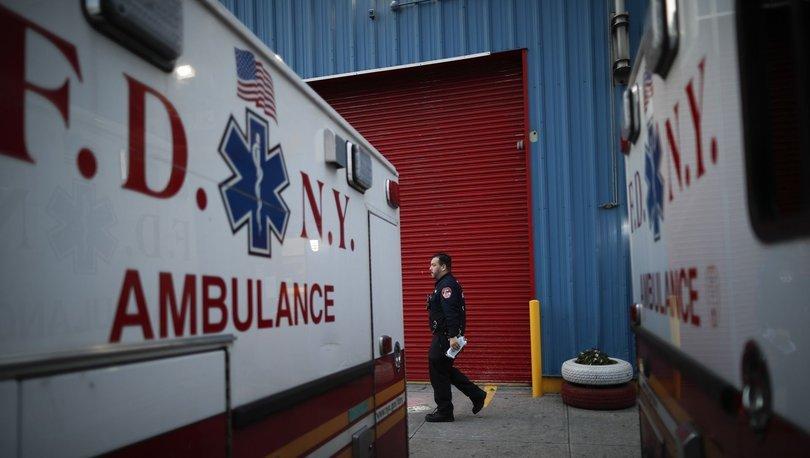 New York'ta Kovid-19 yüzünden hastaneye yatışlar yüzde 70 azaldı - Haberler
