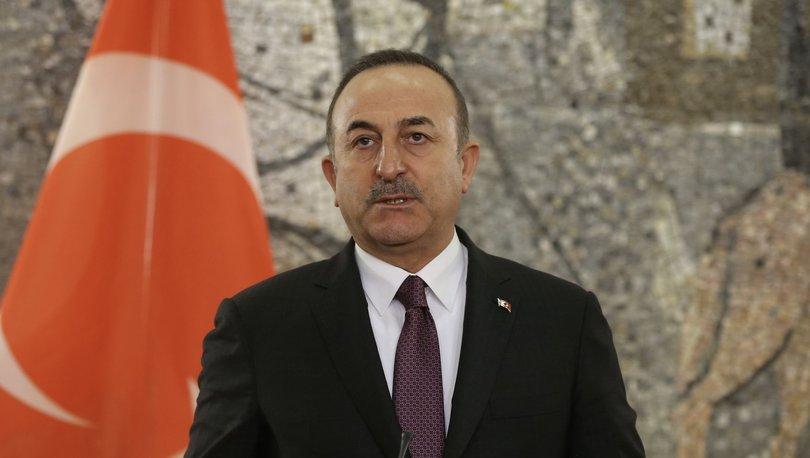 Çavuşoğlu'ndan Afrin'deki terör saldırısına tepki: