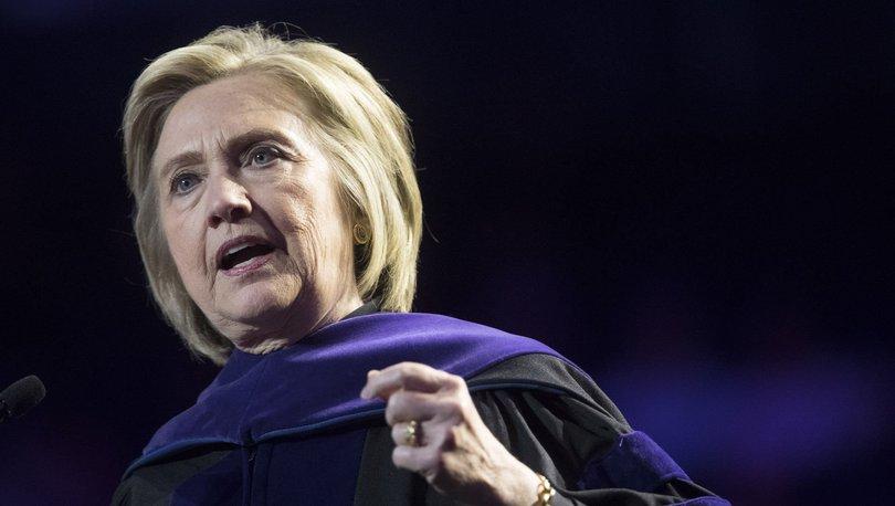 Hillary Clinton'dan 2020 seçimleri için Joe Biden'a destek - Haberler