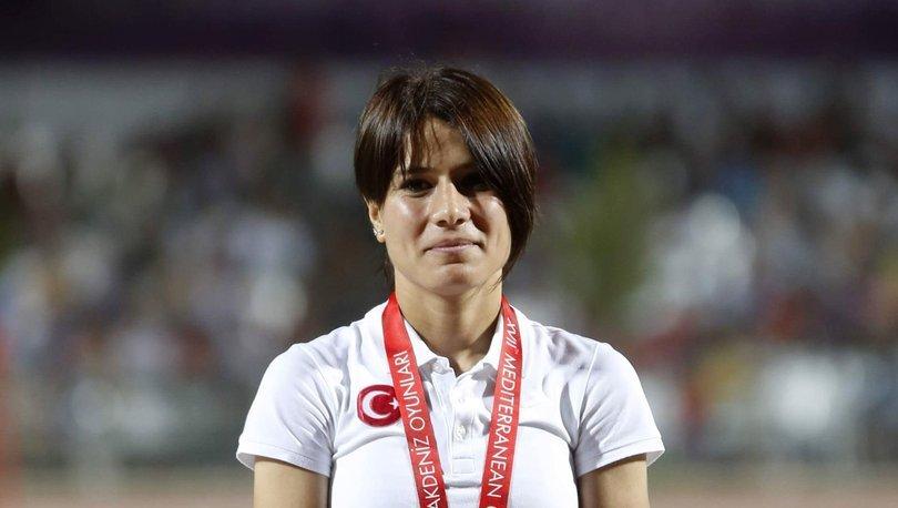 Eski milli atlet Gülcan Mıngır'da yasaklı madde tespit edildi