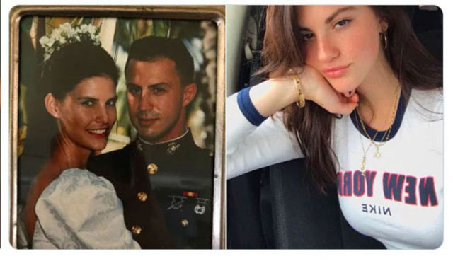 Annesinin gençlik fotoğrafını kendisininkiyle karşılaştırdı, akım başladı- Haberler