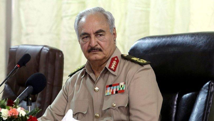 Libya Parlamentosu'ndan Hafter'in devlet başkanlığı ilanına ret
