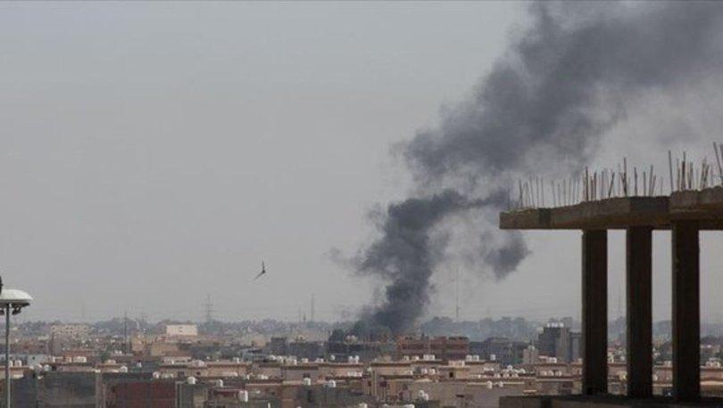 SON DAKİKA! Hafter milislerinden sahra hastanesine roketli saldırı - HABERLER