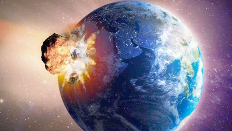 Göktaşı dünyaya çarpacak mı? NASA'dan açıklama geldi! Meteor saat kaçta geçecek 2020