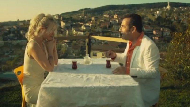 Ferhat Göçer, Ömür Gedik ile Yeşilçam filmi çekti - Magazin haberleri