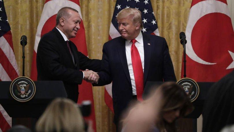 Son dakika haber! Cumhurbaşkanı Erdoğan'dan Trump'a mektup! - Haber