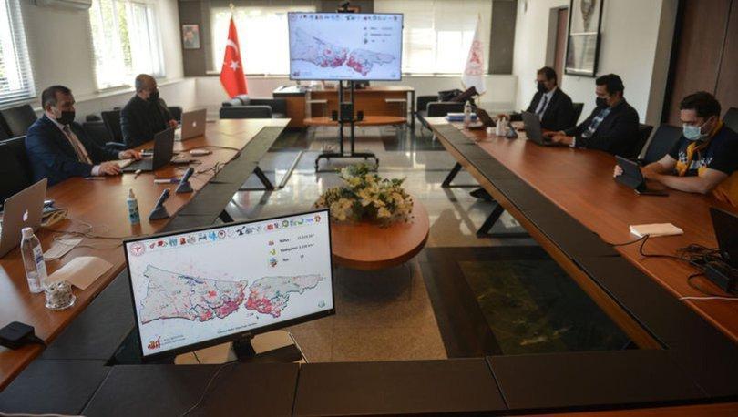 Corona virüsü son dakika haberleri! İstanbul'da Koronavirüs salgını bu merkezden yönetiliyor