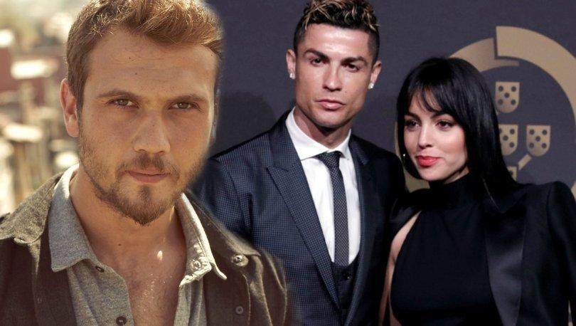 Cristiano Ronaldo'nun sevgilisi Georgina Rodriguez'den '7. Koğuştaki Mucize' paylaşımı - Magazin haberleri