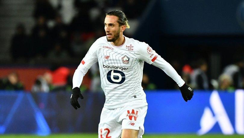 Yusuf Yazıcı: Ligue 1'in iptal edilmesi sürpriz oldu