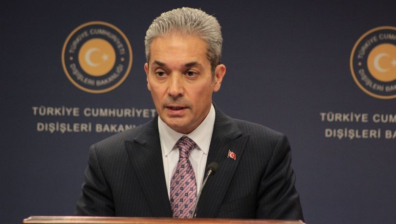 Dışişleri'nden Mısır'ın Türkiye'yi hedef alan açıklamalarına yanıt! - Haberler