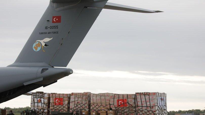 Pentagon'dan Türkiye'ye tıbbi yardım teşekkürü - Haberler