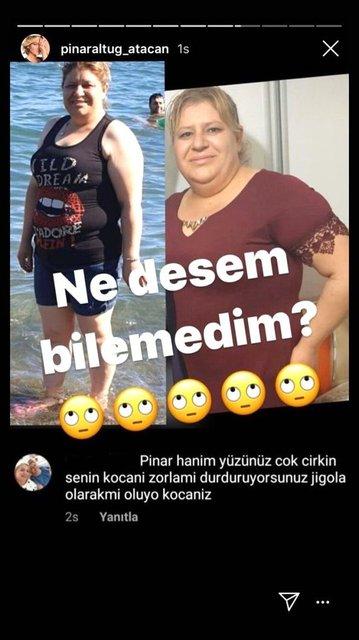 Pınar Altuğ 'jigolo' yorumunu ve o kadını ifşa etti - Magazin haberleri
