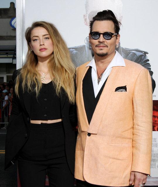 Johnny Depp ve Amber Heard arasında sular durulmuyor - Magazin haberleri