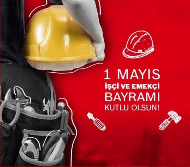 1 Mayıs mesajları ve sözleri 2020! En güzel resimli 1 Mayıs İşçi Bayramı mesajları kısa ve öz olarak gönderin