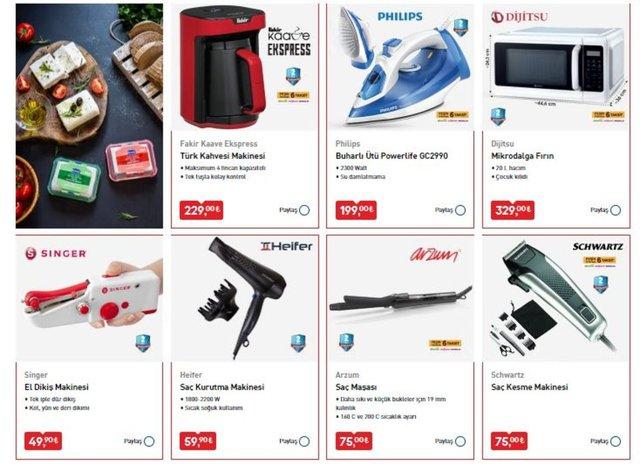 BİM 1 Mayıs 2020 Cuma aktüel ürünler kataloğu! Bu hafta BİM katalog ürünleri dün satışa çıktı