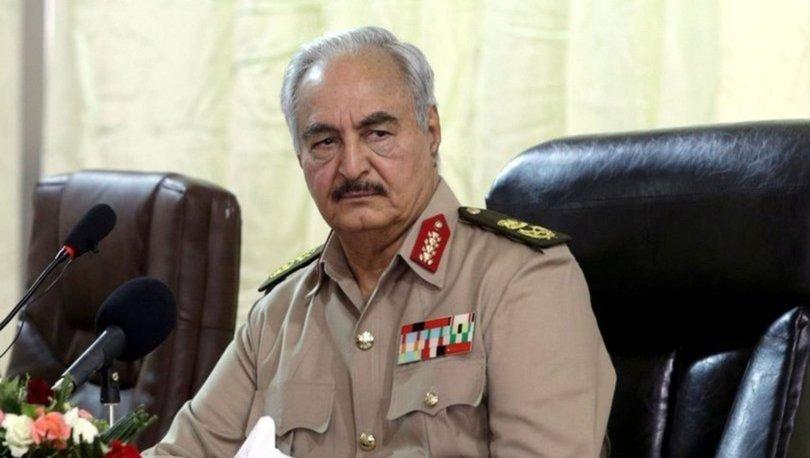 Libya'da Hafter, ramazan ayı boyunca ateşkes ilan ettiğini öne sürdü