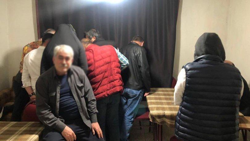 Manisa'da evde kumar oynayan kişilere ceza yağdı - HABERLER
