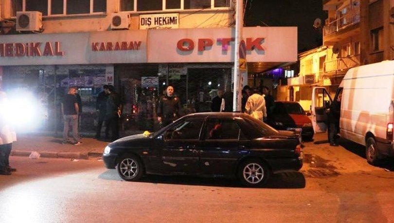 İzmir'de silahlı gasp sonucu bir kişi yaralandı - HABERLER