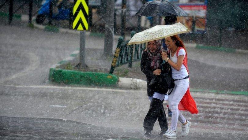 DİKKAT! Son dakika! Meteoroloji'den flaş uyarı! Türkiye'de sağanak etkili olacak, sıcaklıklar düşüyor