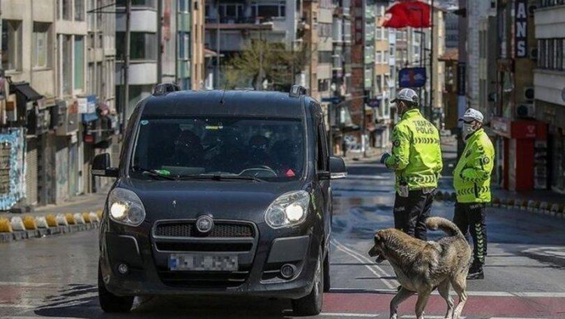 Sokağa çıkma yasağı ne zaman, saat kaçta başlıyor? İçişleri Bakanlığı sokağa çıkma yasağı genelgesi 2020