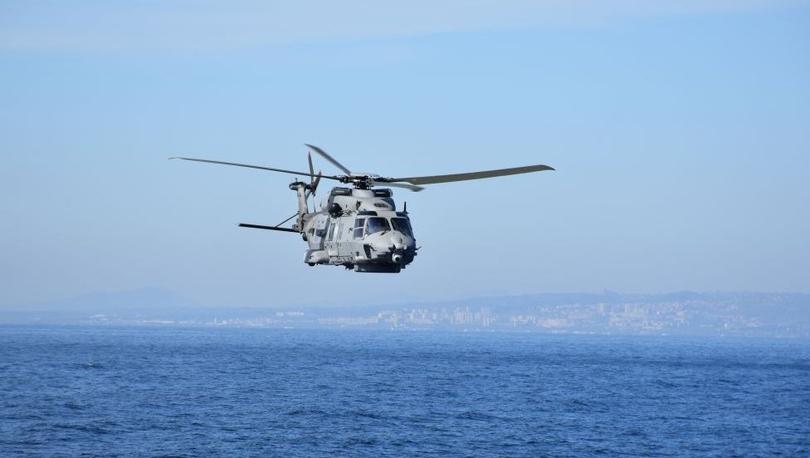NATO bünyesindeki Kanada askeri helikopteri Yunanistan ve İtalya arasındaki denizde kayboldu