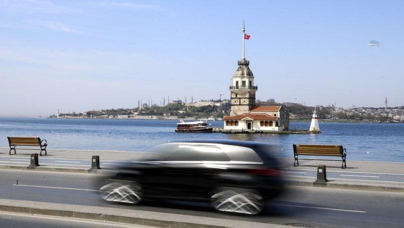 Son dakika haberler! Mart ayı turist sayısı açıklandı