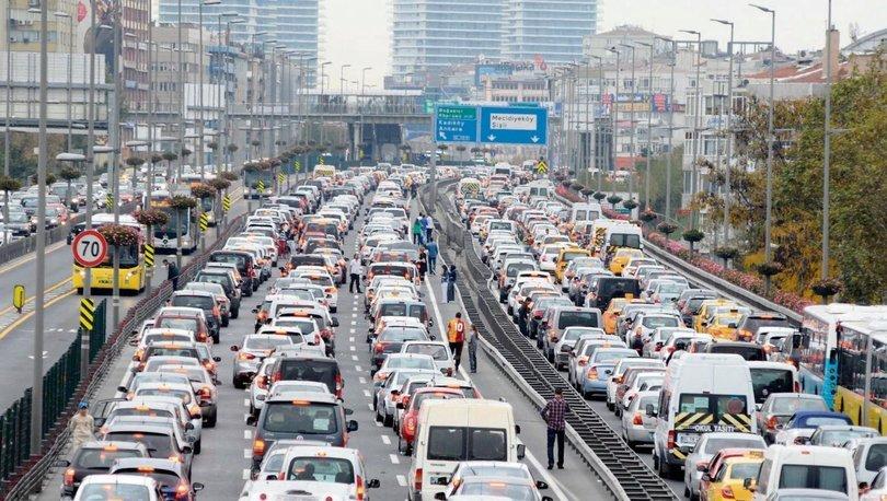 Trafiğe kaydı yapılan araç sayısı