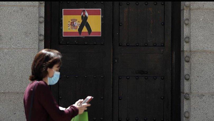 İspanya'da OHAL ilanından bu yana en düşük can kaybı sayısı!