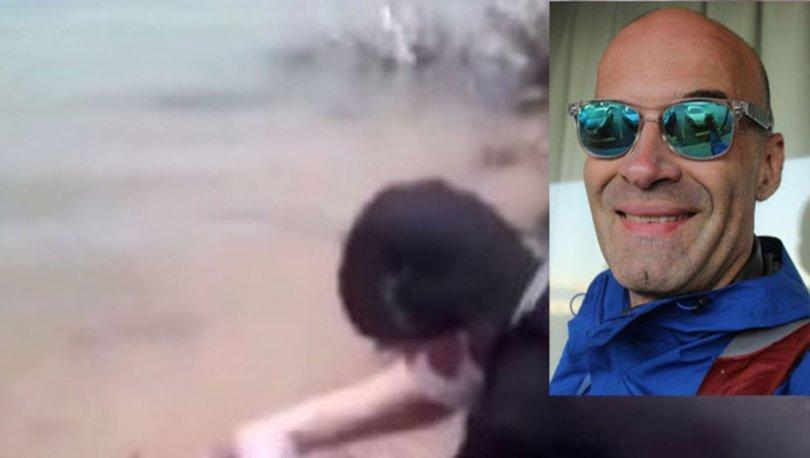 Son dakika şoke eden olay... Gölete balık atan şüpheli Amerikalı çıktı!- Haberler