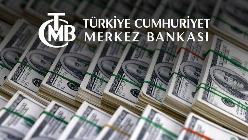 Merkez Bankası rezervleri 86 milyar 447 milyon dolar oldu