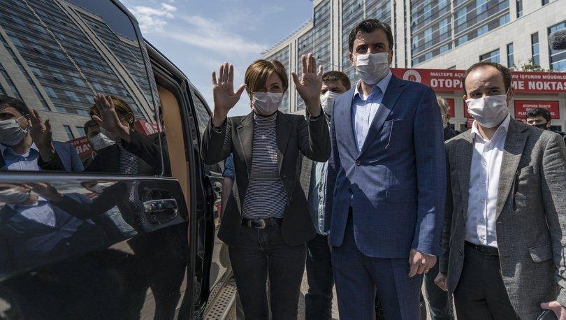 Son dakika haberler... CHP İstanbul İl Başkanı Kaftancıoğlu ifade verdi