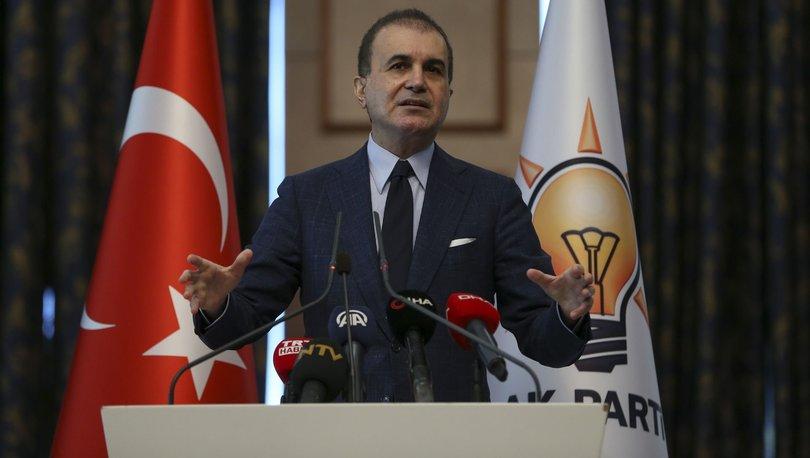 Son dakika haberler... AK Parti Sözcüsü Ömer Çelik'ten Özgür Özel'in sözlerinin ardından açıklama